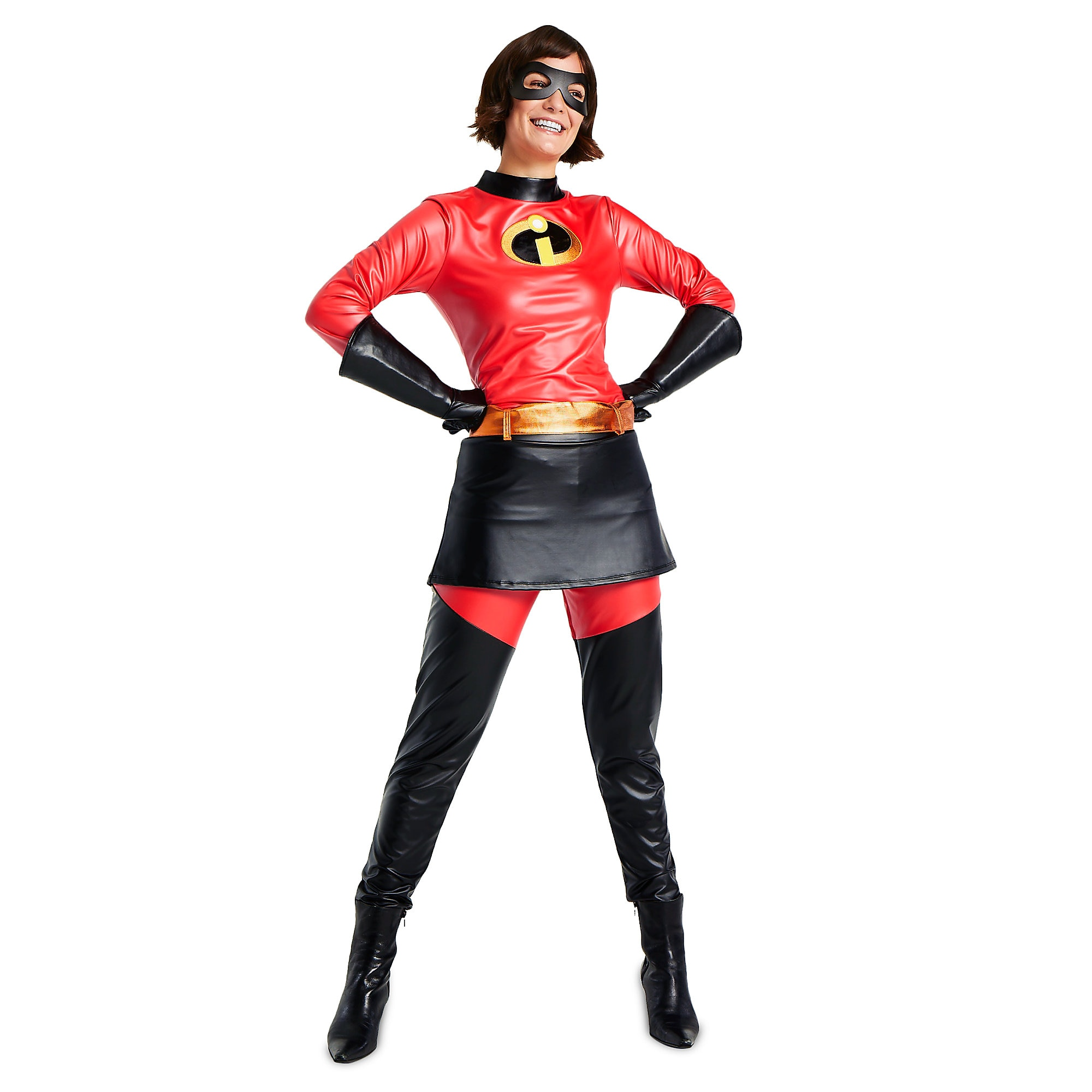 Mrs. Incredible Costume for Adults - Incredibles 2  sc 1 st  shopDisney & Mrs. Incredible Costume for Adults - Incredibles 2 | shopDisney
