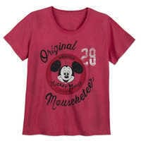Image of The Mickey Mouse Club Mouseketeer T-Shirt for Women - Extended Size # 1