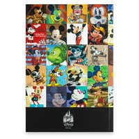 Image of Mickey Mouse Journal - Mickey's Anniversary Collection # 2