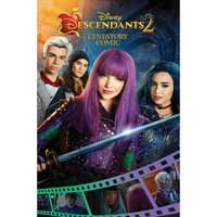 Descendants 2 Cinestory Comic