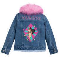 Image of Pocahontas Denim Jacket for Girls # 3