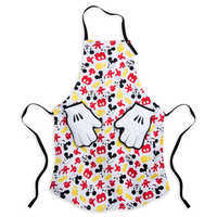 Image of Mickey Mouse Apron and Oven Mitt Set for Adults - Disney Eats # 1