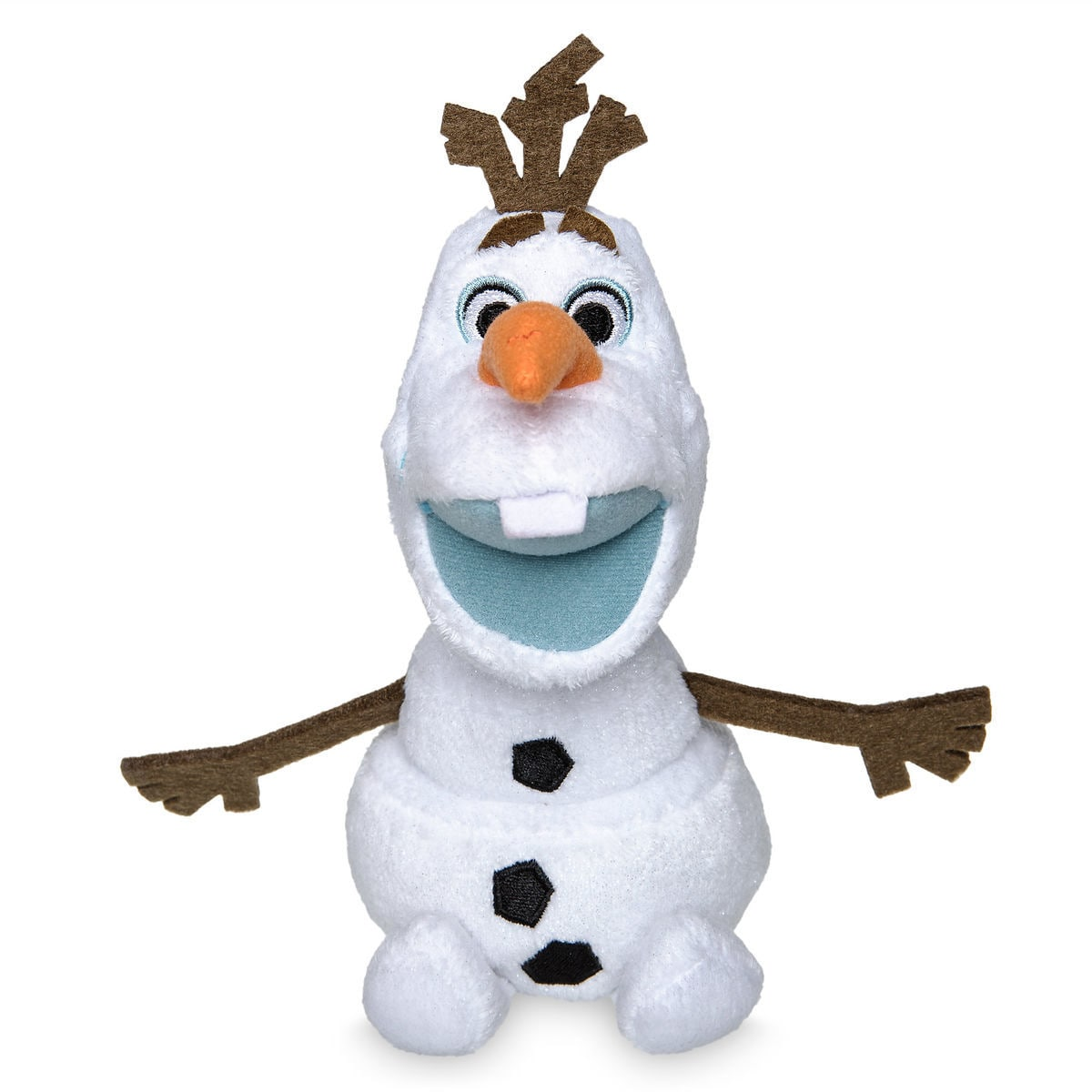 Olaf Plush Mini Bean Bag Shopdisney