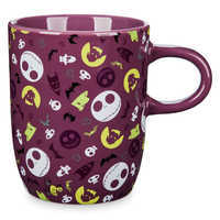 Image of Jack Skellington Ceramic Mug # 1