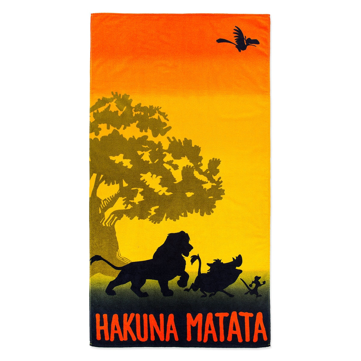 0911c896 The Lion King ''Hakuna Matata'' Beach Towel   shopDisney
