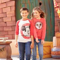 Image of Mickey Mouse Club Raglan Shirt for Kids # 2
