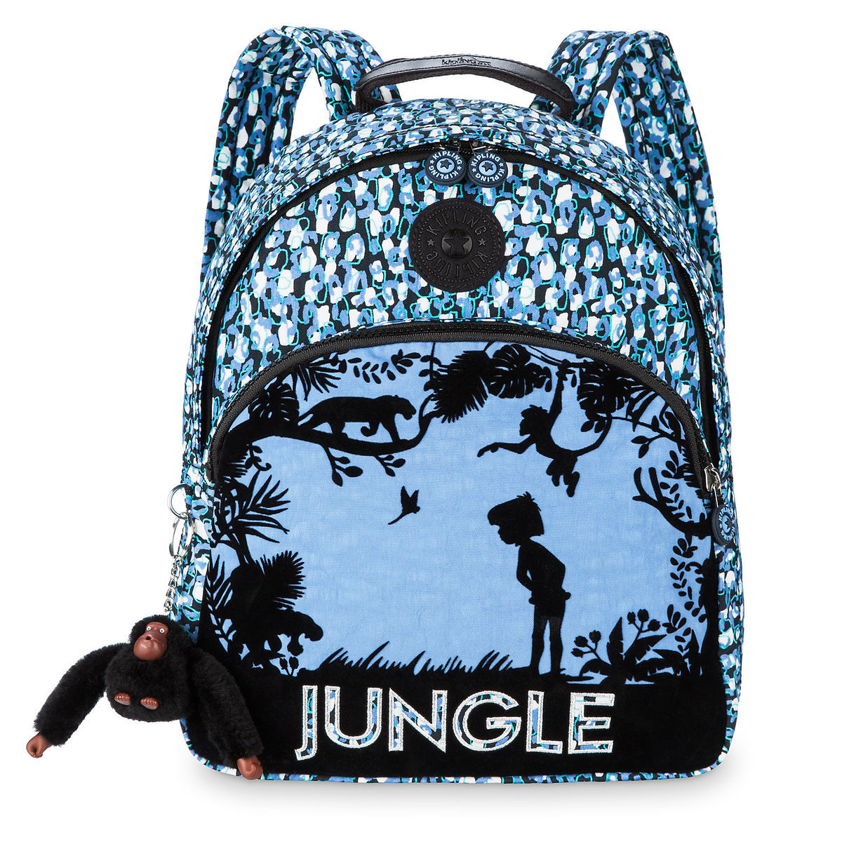 Product Image Of Jungle Book Backpack By Kipling 1