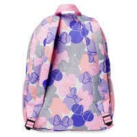 Image of Minnie Mouse Bow Backpack # 2