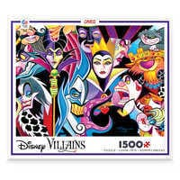 Image of Disney Villains Jigsaw Puzzle by Ceaco # 1
