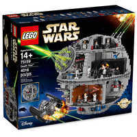 Image of Death Star Playset by LEGO - Star Wars # 3