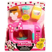 Minnie Mouse Marvelous Microwave Set