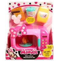 Image of Minnie Mouse Marvelous Microwave Set # 3