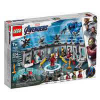 Image of Iron Man Hall of Armor Play Set by LEGO - Marvel Avengers # 2
