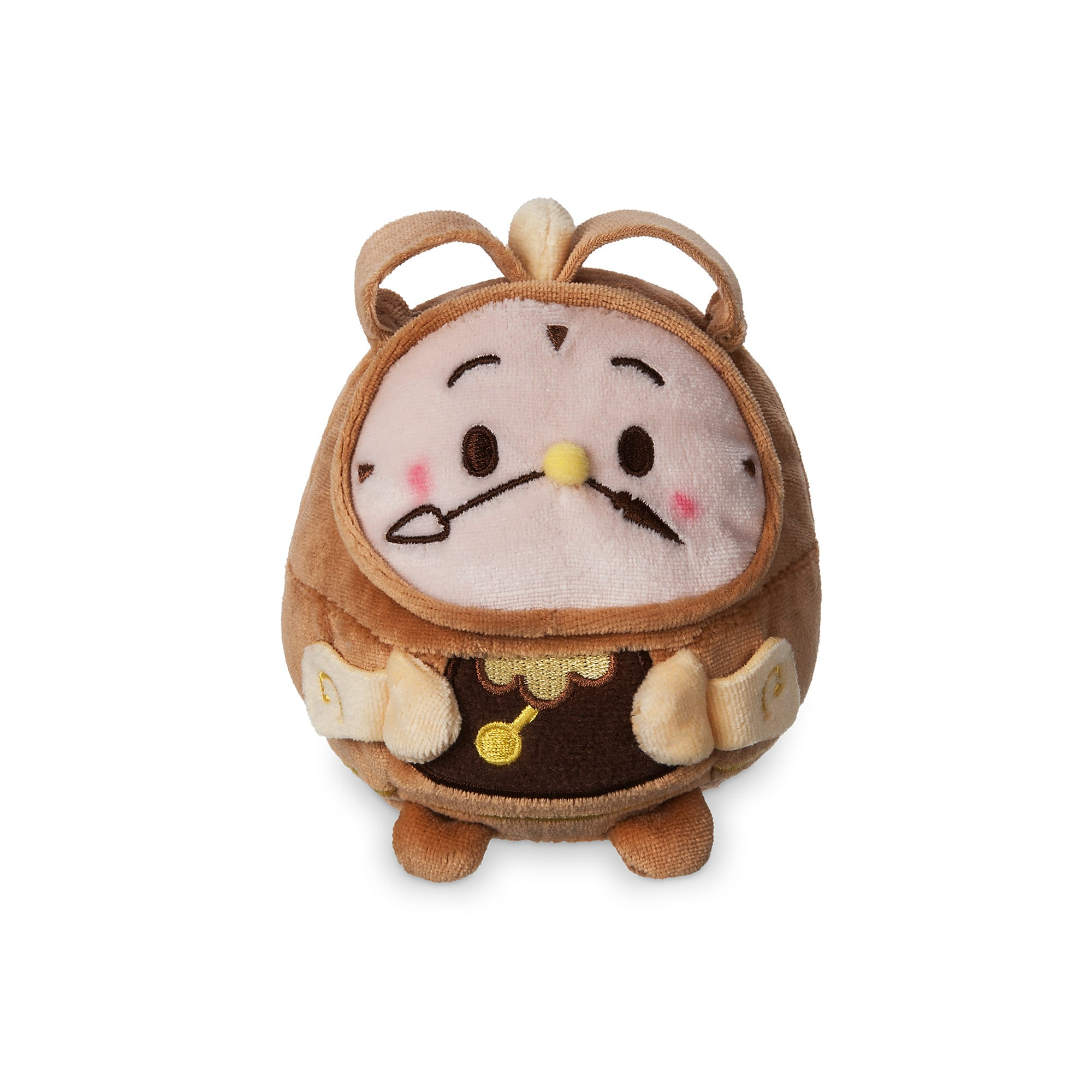 Cogsworth Scented Ufufy Plush - Small
