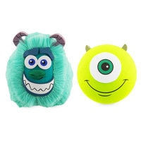 Sulley and Mike Wazowski Antenna Topper Set - Monsters, Inc.