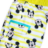 Image of Mickey Mouse Striped Swim Trunks for Baby # 2