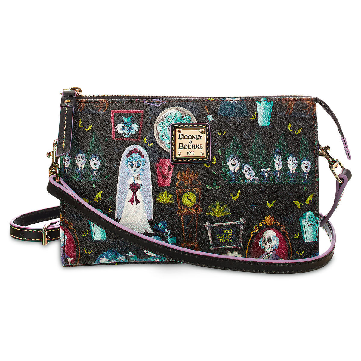Product Image Of Haunted Mansion Crossbody Bag By Dooney Bourke 1