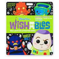 Image of Disney Parks Wishables Mystery Plush - Buzz Lightyear Attraction Series # 4
