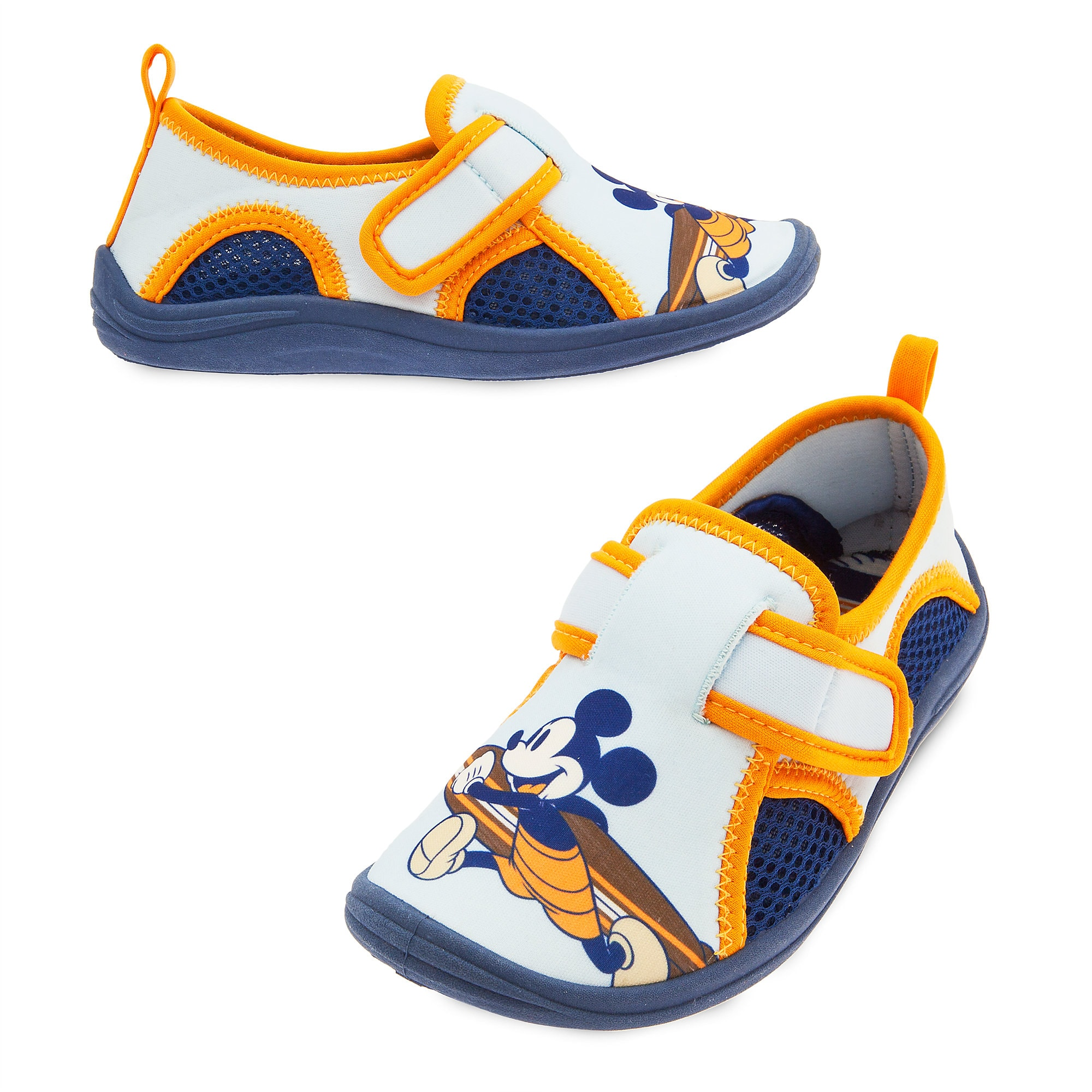 Mickey Mouse Swim Shoes for Kids