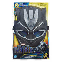 Image of Black Panther Vibranium Power FX Mask # 2