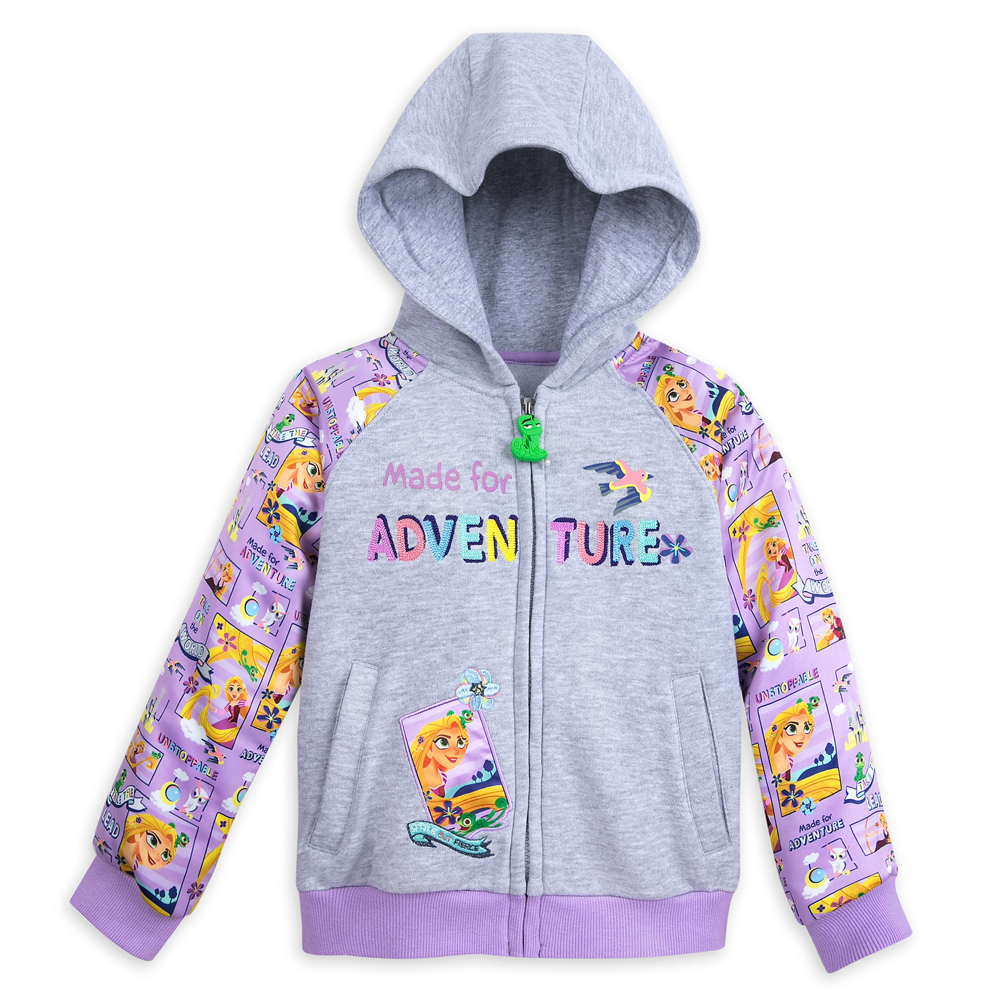 Rapunzel Hoodie for Girls