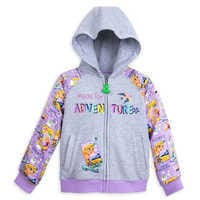 Image of Rapunzel Hoodie for Girls # 1