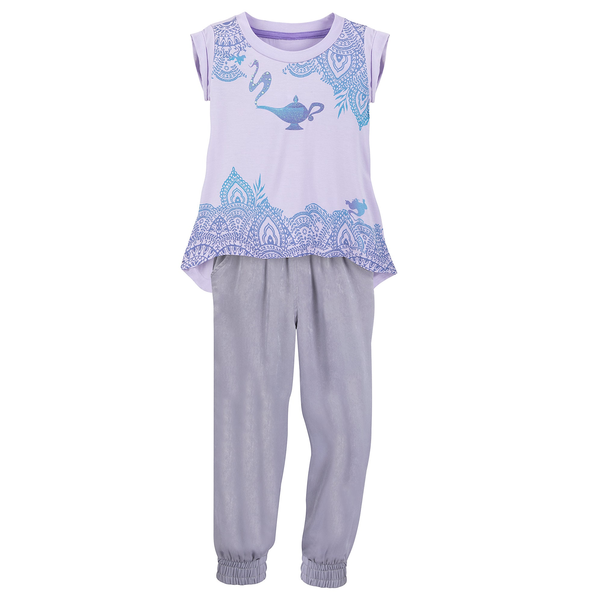 Jasmine Pants Set for Girls