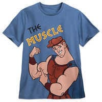 Image of Hercules T-Shirt for Men # 1