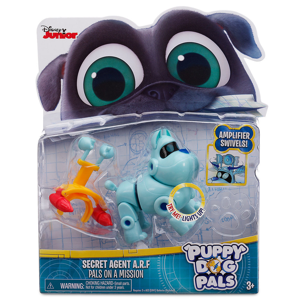 A R F Pals On A Mission Toy Puppy Dog Pals Shopdisney
