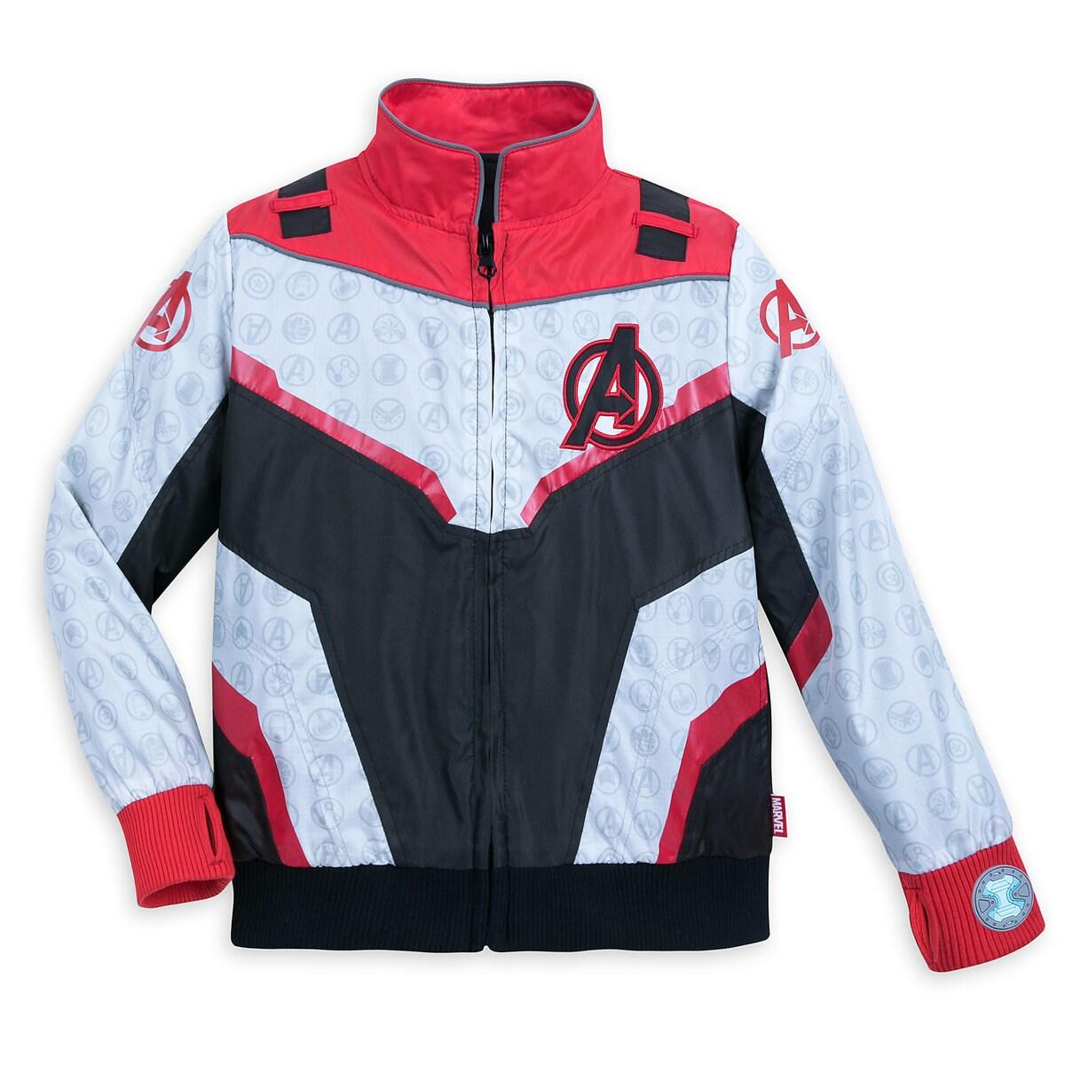 42a87fe12 Product Image of Marvel's Avengers: Endgame Windbreaker Jacket for Kids # 1