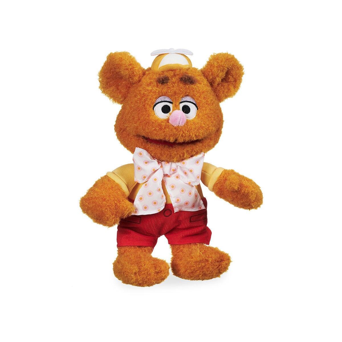 Fozzie Bear Plush Muppet Babies Small Shopdisney