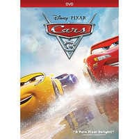 Image of Cars 3 DVD # 1