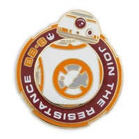 Image of BB-8 Spinner Pin - Star Wars: The Force Awakens # 4