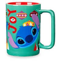 Image of Stitch Holiday Mug # 1