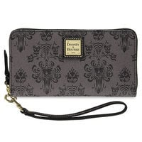 Image of The Haunted Mansion Wallet by Dooney & Bourke # 1