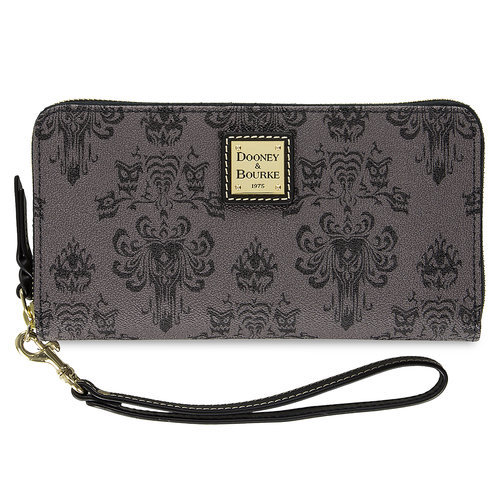 The Haunted Mansion Wallet By Dooney Amp Bourke Shopdisney