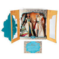 Image of Jasmine and Aladdin Limited Edition Doll Set - Live Action Film - 17'' # 11