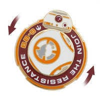 Image of BB-8 Spinner Pin - Star Wars: The Force Awakens # 1