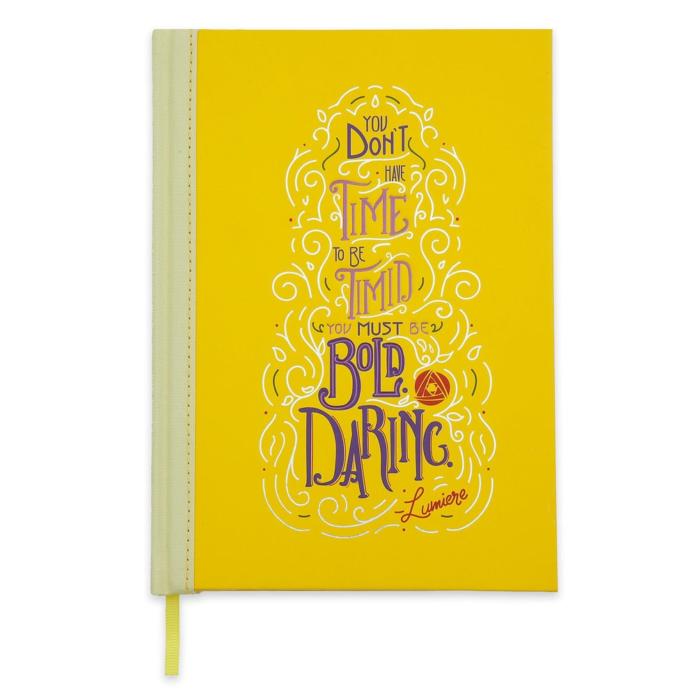 Disney Wisdom Journal - Lumiere - June - Limited Release