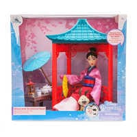 Image of Mulan Tea Ceremony Playset # 3