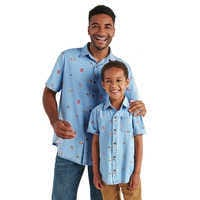 Image of The Lion King Chambray Shirt for Kids # 2