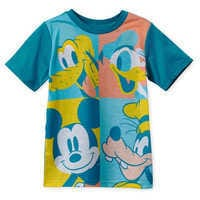 Image of Mickey Mouse and Friends T-Shirt for Boys # 1