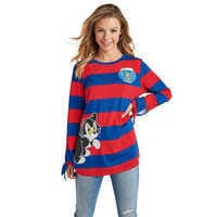 Image of Figaro and Cleo Long Sleeve Shirt for Women - Pinocchio # 2