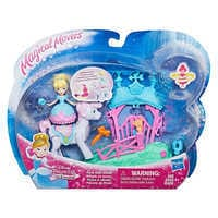 Image of Cinderella Magical Movers Pony Ride Stable Playset # 2