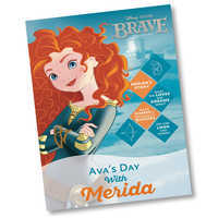 Image of Your Day With Merida Book - Personalizable # 1