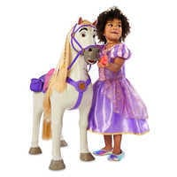 Image of Maximus ''My Size Maximus'' Play Horse - Tangled # 1