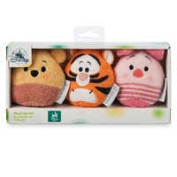 Image of Winnie the Pooh Plush Toy Set for Baby # 3