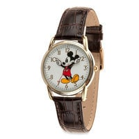 Classic Mickey Mouse Watch - Adults