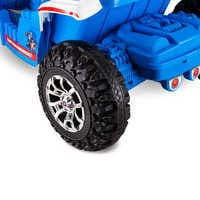 Image of Captain America Electric Ride-On Dune Buggy # 7