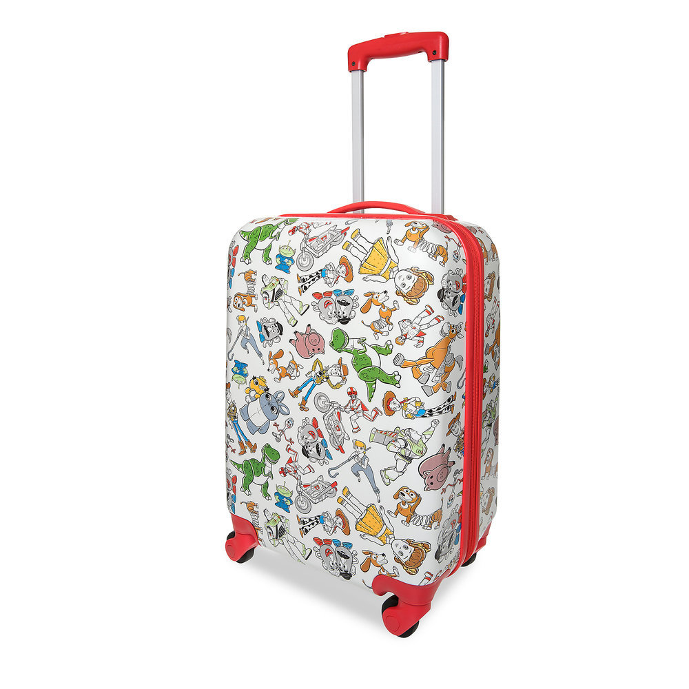 Toy Story 4 Rolling Luggage - Small Official shopDisney